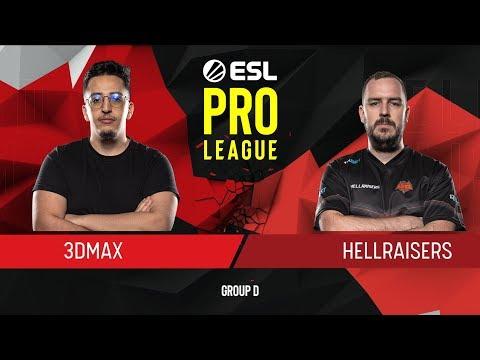 VOD: HR vs 3DMAX - ESL Pro League S9 - G1