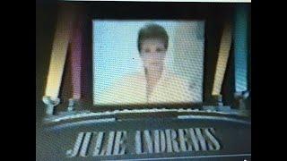 Julie Andrews & Princess Anne: BAFTA (1989)