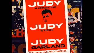 Judy Garland Live at Carnegie Hall 1961- Act 1 (FULL ALBUM)