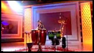 Gambar cover Darbouka Raymond Hajj Number 1 Percussionist Live Percussion