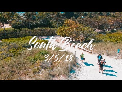 South Beach Surfing // March 5, 2018