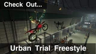 Check Out - Urban Trial Freestyle
