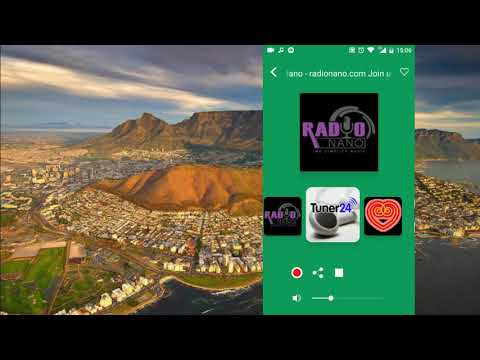 South African Radio Live (online mobile application for android) / Radio Stations from South Africa