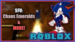 Sonic Freedom Universe - 4 Chaos Emerald Locations & More!
