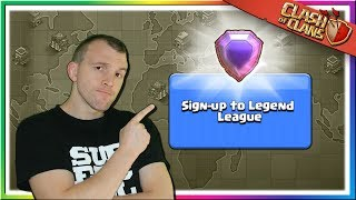 BACK to THE TOP! The Highest League in Clash of Clans!
