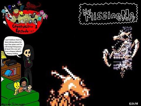 Creepypasta Review #167 - My Missingno Story (5th Year Pokepasta)