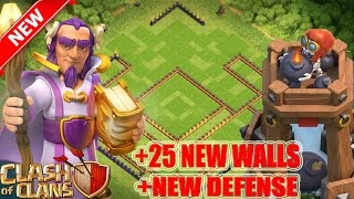 Clash Of Clans | BEST (TH11) TOWN HALL 11 w/BOMB TOWER & 25 WALLS |update base/Trophy Base