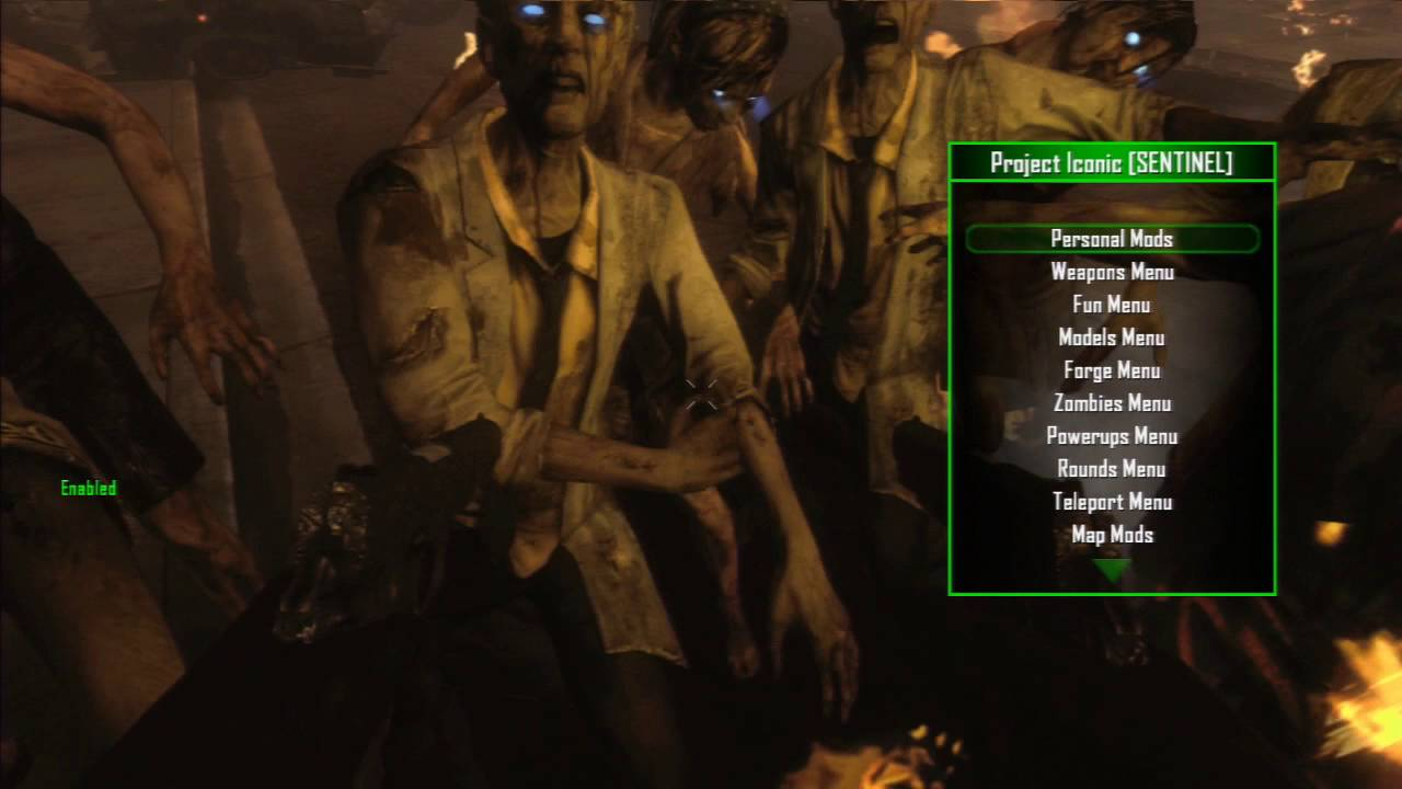 Black ops 2 zombies menu showcase *Project iconic Sentinel edition* by  xMoDz lIkeThIsx