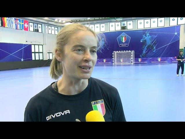 Italia U17 verso l'EHF Championship: interviste a Elena Barani e Adele De Santis