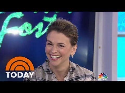 Sutton Foster On 'Younger' Fourth Season And Adopting A Baby | TODAY