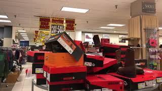 Sears liquidation cut — Whitehall, PA #SearsClosing2019