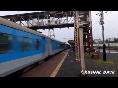 Rajdhani Express vs Shatabdi Express-Indian Railways