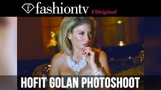 Hofit Golan Shooting by Igor Fain | FashionTV