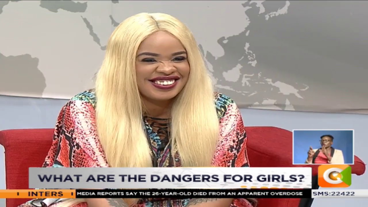 Bridget Achieng: 'Sponsors' can be young people with money #CitizenWeekend