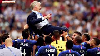 FIFA World Cup 2018: France win a 4-2 thriller against Croatia to lift the trophy after 20 years