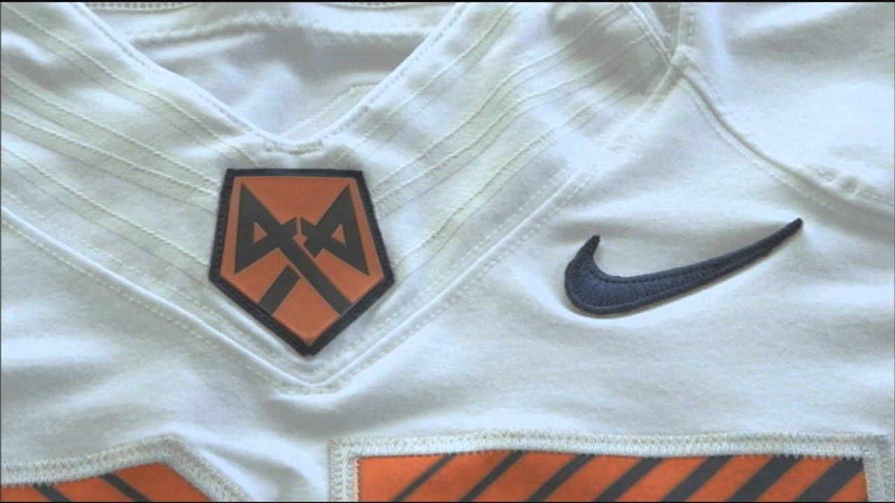 New Football Uniforms Nike Designer Interview Syracuse Football