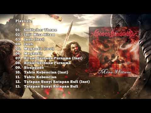 Full Album MISA HITAM | MOSES BANDWIDTH | Ghotic Metal | 2011/ 2018
