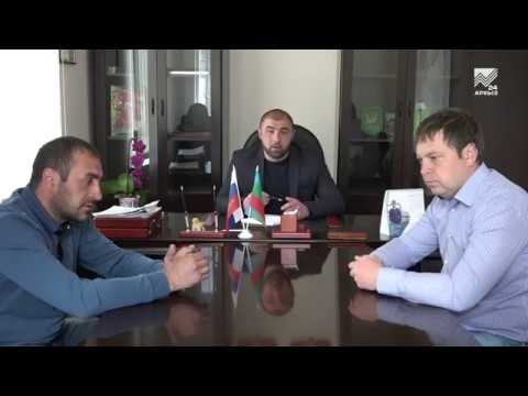 Ближе к людям- Глава администрации г.Теберда Аслан Канаматов (30.04.2019)