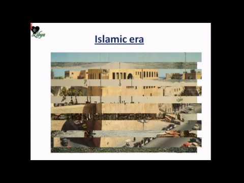 Libya throughout history