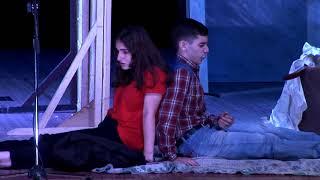 """От красной крысы до зеленой звезды - юношеский театр-студия """"Синяя птица"""", г. Моздок"""