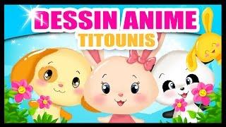 Titounis - 60 min de Dessins animés pour les bébés
