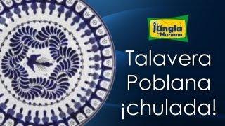 Cover images Talavera Poblana ¡chulada! | La Jungla de Mariano