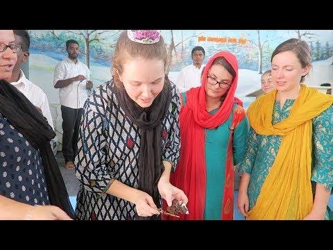 24TH BIRTHDAY IN INDIA - YWAM Around the World DTS