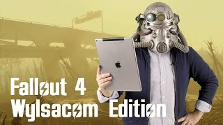 Fallout 4 - шлем T-51b, мнение об игре и экономия