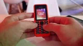 Nokia 130 Hands On [4K]