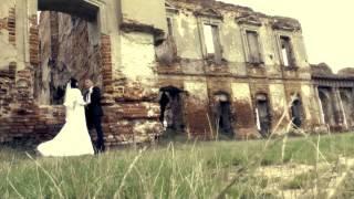Свадебный фильм: музыкальный клип в Ружанском замке.