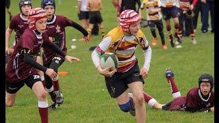 Will Gatus (u11) Rugby Highlights 2015