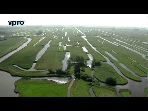 The polder - unique landscape under sea level