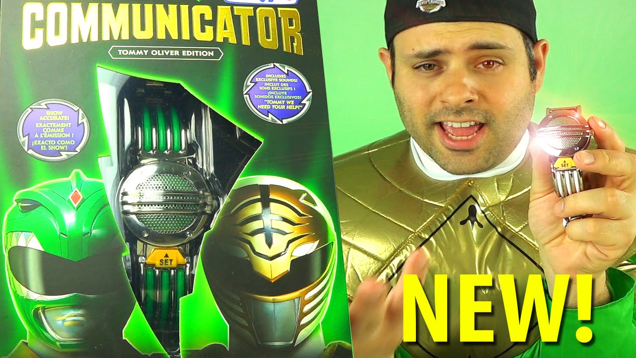 """NEW TOMMY GREEN Ranger Mighty Morphin Power Rangers Movie Legacy Mighty Morphin Power Rangers 5/"""" figure"""