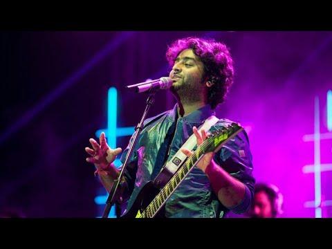 Mere Raske Qmar by Arjit singh Live
