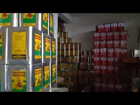 Companies allegedly supplying substandard mustard oil in Anantnag