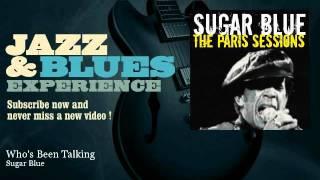 Sugar Blue - Who
