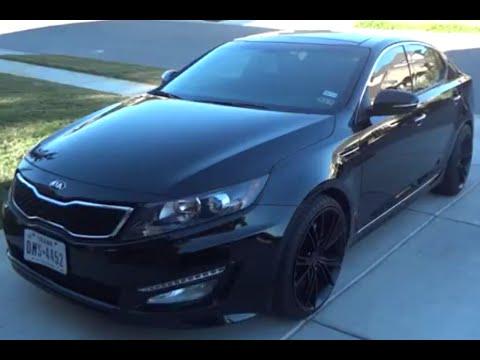 2013 Kia Optima SX Turbo Review