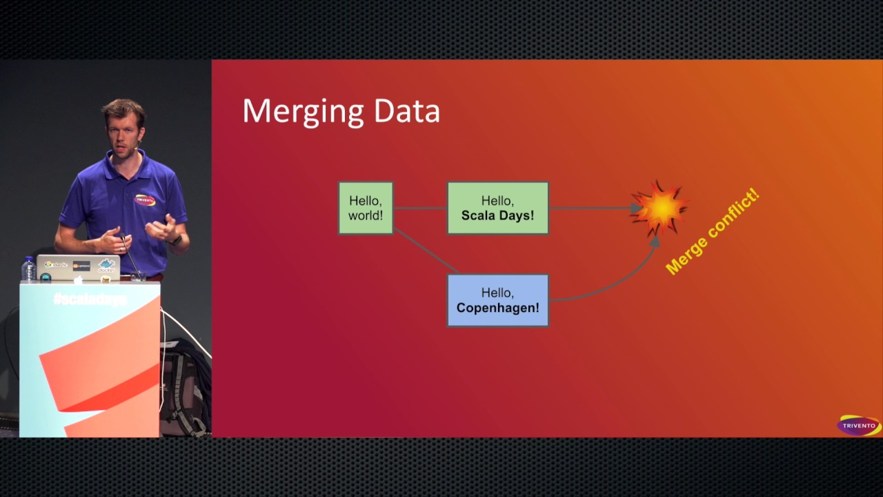 Plise gordijn 14 : Building high available systems with akka distributed data by jeroen