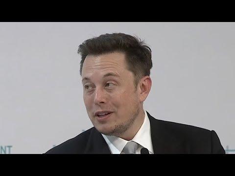 Elon Musk On