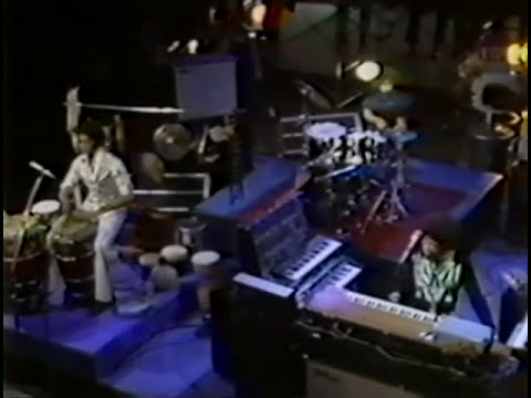 "Herbie Hancock & The Headhunters ""Shekere & Chameleon"" 1974"