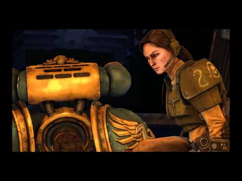 Space Marine Ending [HD]