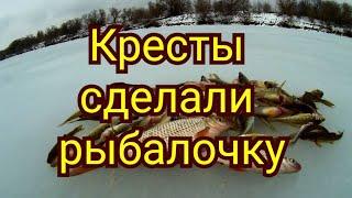 Рыбалка на ЗИМНИЕ ДОНКИ ПОСТАВУШКИ на реке ДОН в последний день зимы