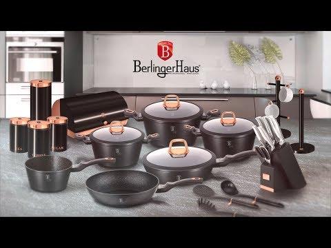 Berlinger Haus  BlackRose Collection Presentation