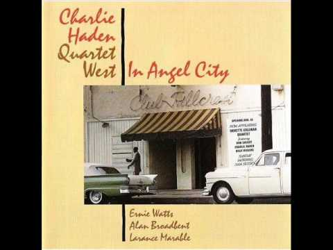 Charlie Haden Quartet West - First song for Ruth - 1988 -