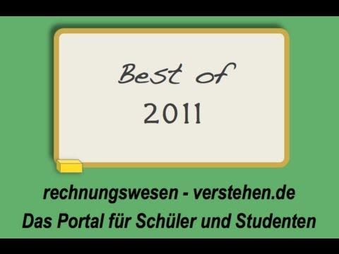 Best Of 2011 Rechnungswesen Verstehende Youtube