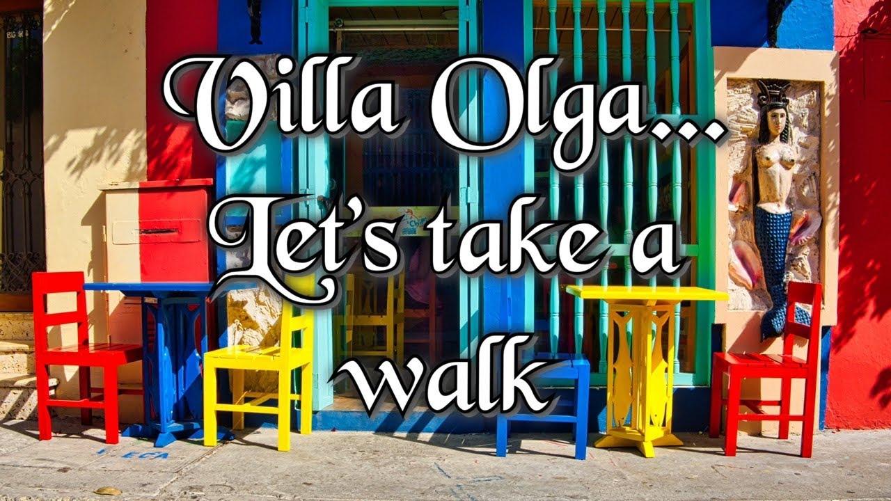 Villa Olga | Santiago | Expats Dominican Republic | Relocate | Retirement | Walk | | Caribbean Life
