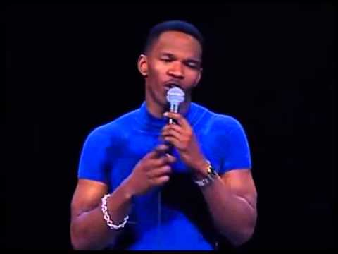 Jamie Foxx   I Usually Don't Do This Stand Up Comedy Part 1