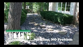 Gambar cover Mulch to Rock, Creating Low Maintenance Landscapes