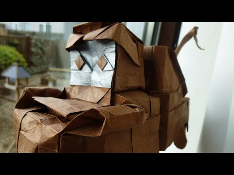 Origami Tow Mater - NGUYEN Hung Cuong + 7 Helpful TIPS!