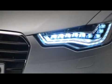 Audi A6 Hybrid Preview